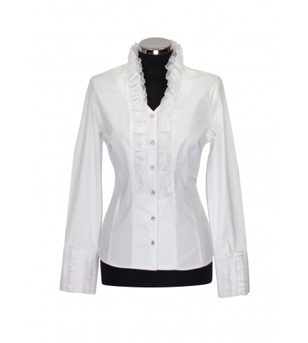 Olivia white Blouse