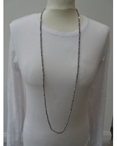 Silver Necklace Small